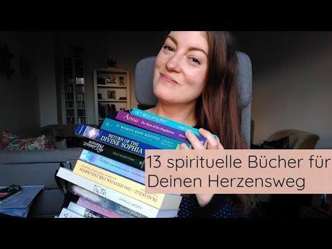 Spirituelle Bücher: 13 tolle Begleiter auf Deinem Herzensweg