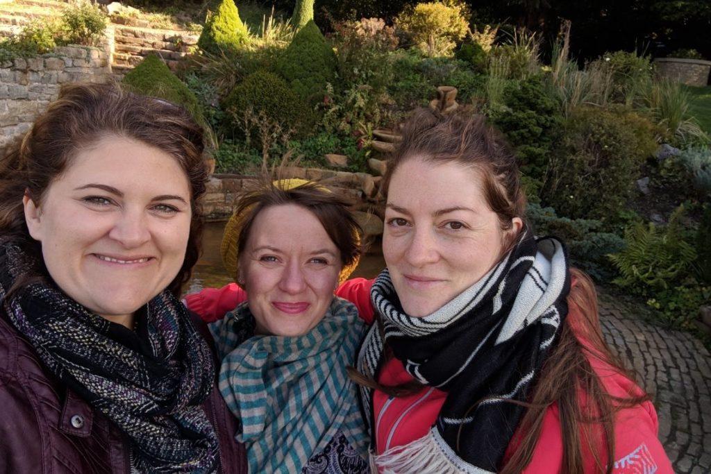 Eine weibliche Wunde und ihre Heilung: Sisterhood